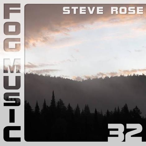 Cover to Steve Rose, Forest Whispers, on Fog Music 32
